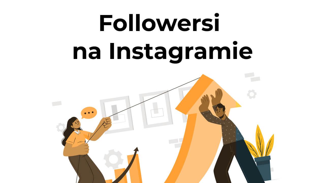 Followersi na Instagramie